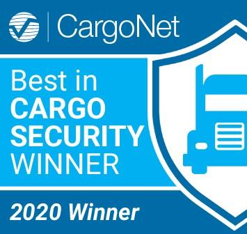 CargoNet Best in Cargo Security Winner 2020